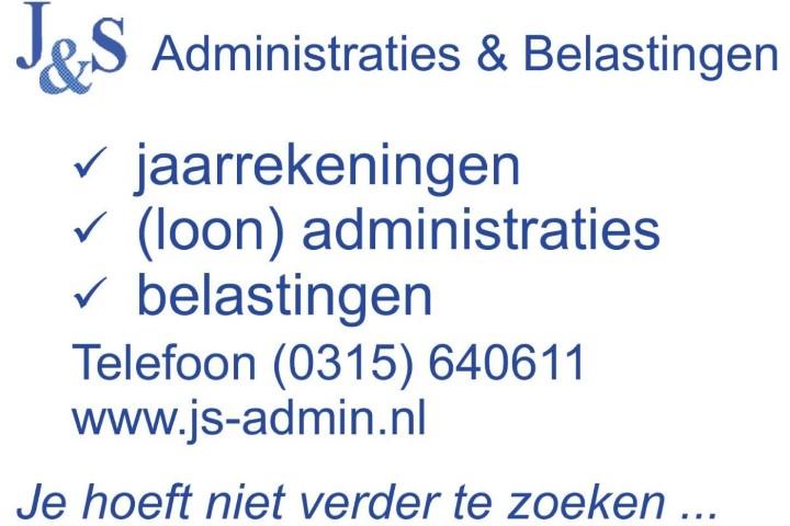 J&S Administraties en Belastingen