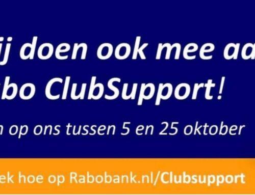 Stem nu! Rabo Clubsupport 2020